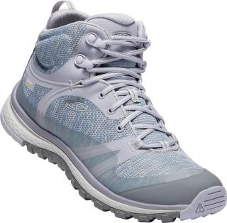 Womens outdoor shoes KEEN TERRADORA MID WP W DAPPLE GREY 40