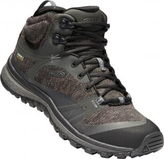 Womens outdoor shoes KEEN TERRADORA MID WP W RAVEN 39