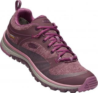 Womens outdoor shoes KEEN TERRADORA WP W WINETASTING 40