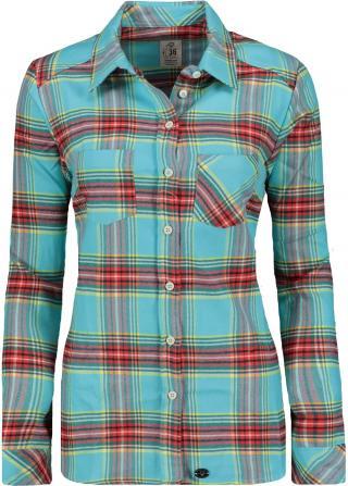 Womens shirt WOOX Camisia dámské No color 38