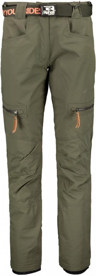 Womens ski pants REHALL HARPER dámské Moss L