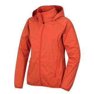 Womens softshell jacket Sally L distinctly orange dámské Neurčeno S