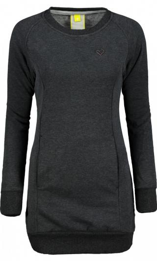 Womens sweatshirt Alife and Kickin Delia dámské Moonless S