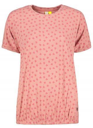 Womens t-shirt Alife and Kickin Sun dámské No color XS