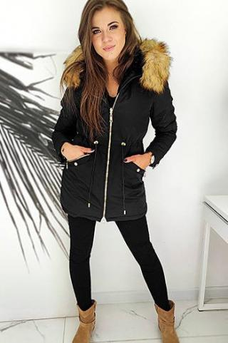 Womens winter parka ENDURO black TY1443 dámské Neurčeno XL