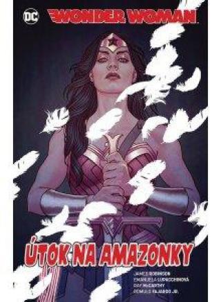 Wonder Woman 7: Útok na Amazonky - Znovuzrození hrdinů DC