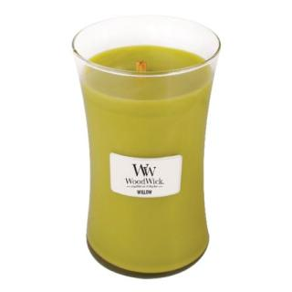 WoodWick Vonná svíčka váza Willow 609,5 g