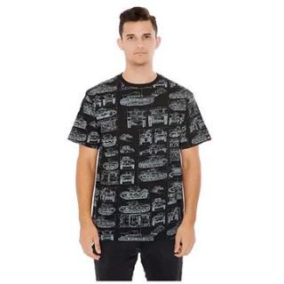 World of Tanks - All Over Printed - tričko