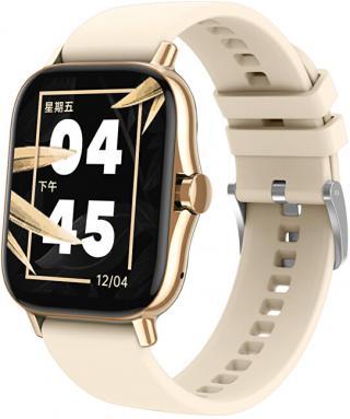Wotchi Smartwatch DW11 - Gold - SLEVA