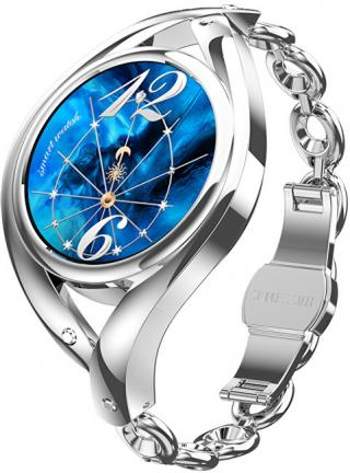 Wotchi Smartwatch LEM1995 - Silver - SLEVA