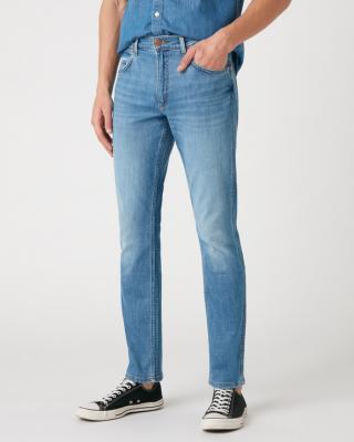 Wrangler Greensboro Jeans Modrá pánské 42/34