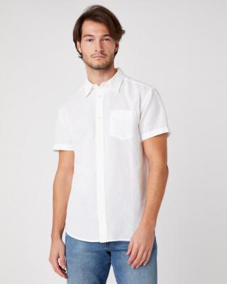 Wrangler Košile Bílá pánské XXL