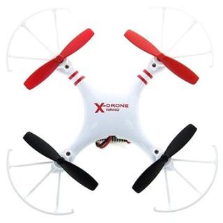 X-drone nano dron bílý