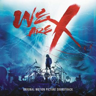 X Japan We Are X Soundtrack  Black
