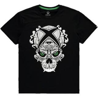 Xbox - Skull - tričko