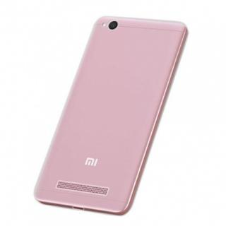 Xiaomi Redmi 4A Battery Cover without finger print Assy-AS rose gold