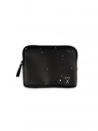 Xiss černá peněženka Splashed Black dámské