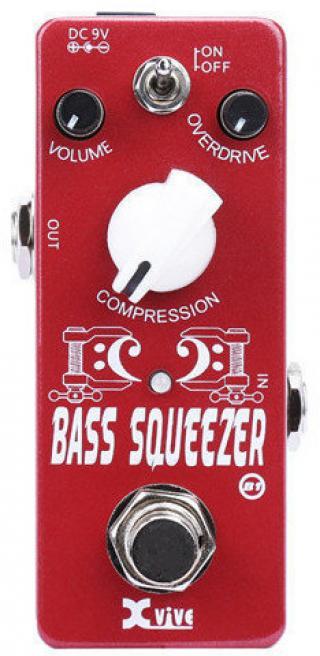 XVive B1 Bass Squeezer
