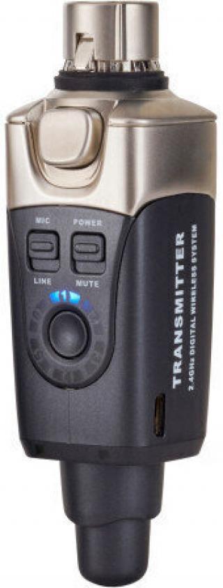 XVive U3 Microphone Wireless System Transmitter