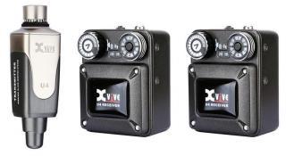 XVive U4 In-Ear Monitor Wireless System Bundle R2