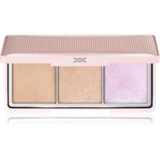 XX by Revolution COMPLEXXION PALETTE paletka pro celou tvář odstín Elemental 3x4,5 g dámské 3x4,5 g