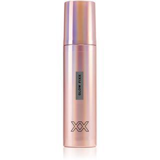 XX by Revolution GLOW FIXX rozjasňující fixační sprej 100 ml dámské 100 ml