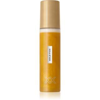 XX by Revolution METALIXX fixační sprej na make-up se zlatem 100 ml dámské 100 ml