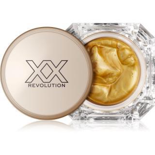 XX by Revolution METALIXX rozjasňující hydratační maska se zlatem 50 ml dámské 50 ml