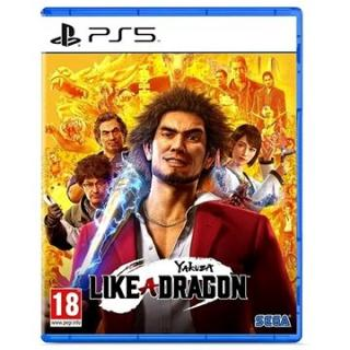 Yakuza: Like a Dragon - PS5