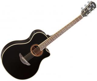 Yamaha APX 700II BL Černá Black