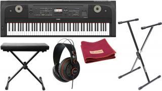 Yamaha DGX 670 Digitální stage piano