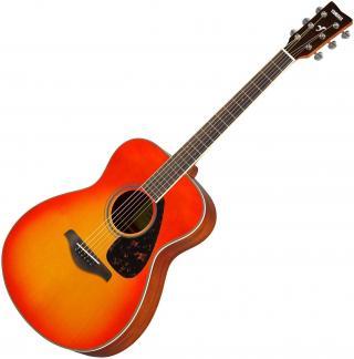 Yamaha FS820 AB II Orange Concert Ukulele