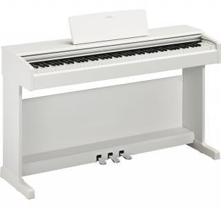 Yamaha YDP 144 Bílá Digitální piano White