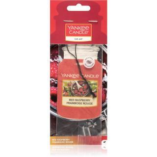 Yankee Candle Red Raspberry vonná auto visačka