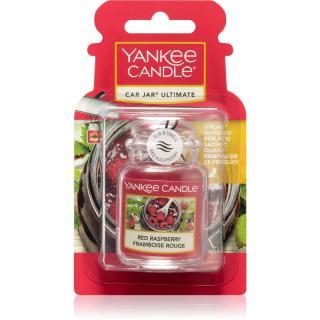Yankee Candle Red Raspberry vůně do auta závěsná