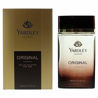 Yardley Original toaletní voda pro muže 100 ml