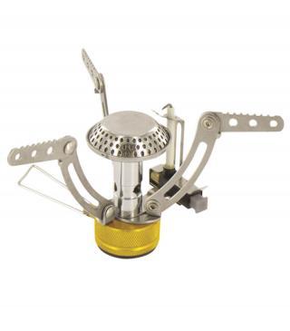 Yate    HIGHLANDER HPX200 Compact Stove Vařič   piezo stříbrná Vařič