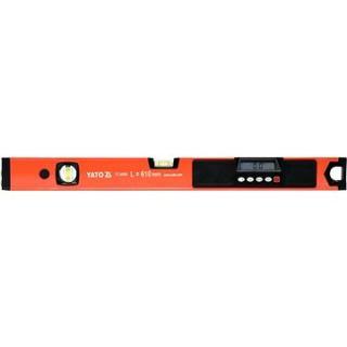 YATO Vodováha digitální 610 mm s laserem