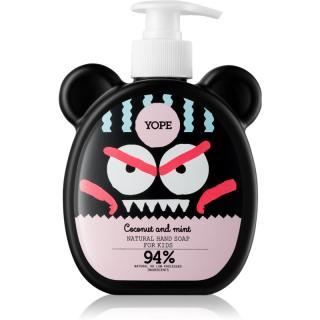 Yope Coconut & Mint tekuté mýdlo na ruce pro děti 400 ml 400 ml