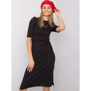 YOU DON´T KNOW ME Women´s black dress dámské Neurčeno S