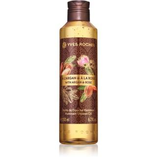 Yves Rocher Argan & Rose sprchový olej 100 ml dámské 100 ml
