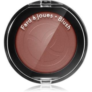 Yves Rocher Blush pudrová tvářenka odstín 10. Rose Acajou 4 g dámské 4 g