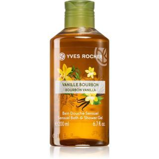 Yves Rocher Bourbon Vanilla sprchový gel 200 ml dámské 200 ml