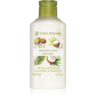 Yves Rocher Coco jemný sprchový gel 200 ml dámské 200 ml