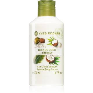 Yves Rocher Coco tělové mléko 200 ml dámské 200 ml