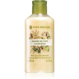Yves Rocher Coffee Beans sprchový gel 200 ml dámské 200 ml