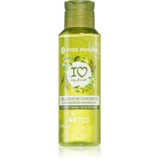 Yves Rocher I love my planet Olive Petit Grain osvěžující sprchový gel 100 ml dámské 100 ml