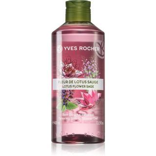 Yves Rocher Lotus Flower Sage sprchový gel 400 ml dámské 400 ml