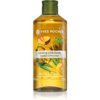 Yves Rocher Mango & Coriander energizující sprchový gel 400 ml dámské 400 ml