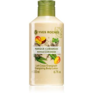 Yves Rocher Mango & Coriander tělové mléko 200 ml dámské 200 ml